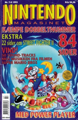 Nintendo Magasinet nr. 7-8, 1993