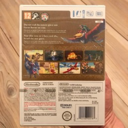 Skyward Sword sealed