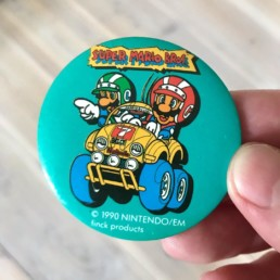 Nintendo Badge