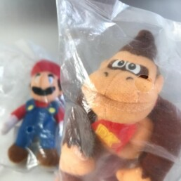 Mario and Donkey Kong: Giveaways from Bergsala